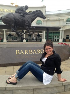 Mandy - Churchill Downs
